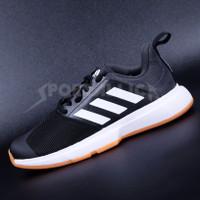Sepatu Badminton / Indoor Court Shoes Adidas Essence M Black