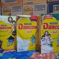Susu Dancow FortiGro Instan Full Cream Cokelat/Coklat 800 gram