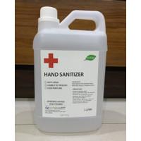 Hand Sanitizer Ecology 2L