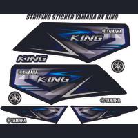 STIKER VARIASI MOTOR RX-KING STICKER STRIPING