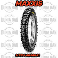 BAN TRAIL IMPORT RING 21 MAXXIS M7304 UK 80/100-21 FRONT MOTOCROSS