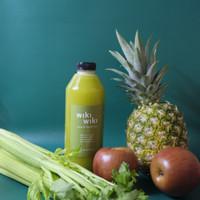 1 Liter Juice - Wiki WIki C3 - Jus Seledri, Nanas & Apel - Murni
