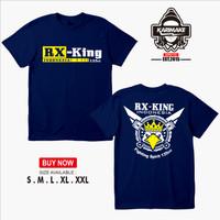 Kaos Baju Motor Yamaha Rx King Indonesia 135cc Logo - Karimake