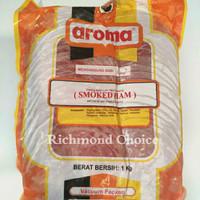 PORK SMOKED HAM AROMA / DAGING BABI ASAP AROMA 1 KG