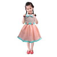 Two Mix Baju Bayi Pesta Cewek - Dress Pesta Bayi Cewek 4047