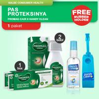 Promag Cair (Suspensi) Obat Maag Kembung (Botol&Sachet) X Handy Clean