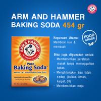 Arm & Hammer Baking Soda 454gr / gram
