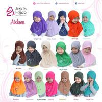 Jilbab Kerudung Anak Instan Bergo Syari Aishwa Azkia Hijab