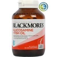 blackmores glucosamine fish oil 90 capsules Australia
