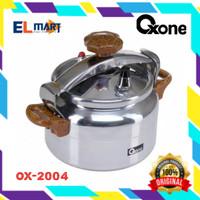 OXONE Alupress aluminium pressure cooker OX-2004/ panci presto 4 liter