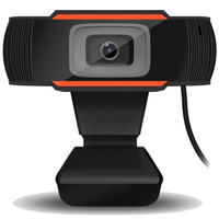 Webcam Web Camera For PC Laptop Desktop Full HD 720 Autofocus
