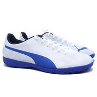 Sepatu Futsal Puma Rapido IT white/blue 104799 06