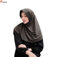Nisrina Muslim fashion Bergo Instan Basic Alba