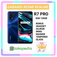 REALME 7 PRO 8/128 NEW GARANSI RESMI REALME