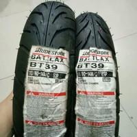 Battlax BT39 ring 14 110/80-14 & 90/80-14 Ban Motor Vario Mio Beat