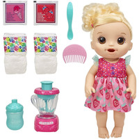 Baby Alive Magical Mixer Baby Blonde Hair Doll
