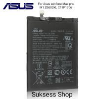 Baterai batre battery Asus zenfone Maxpro M1 ZB602KL C11P1706 Original