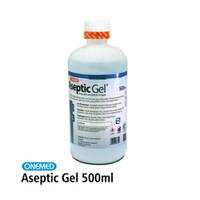 Aseptic Gel Onemed 500 ml refill