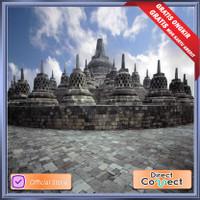 Tiket Candi Borobudur