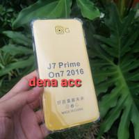 Soft Case Silikon Cover Anti Crack Samsung J7 Prime
