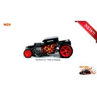 BAN KARET ORI NG9 uk 10 17mm Axle PANJANG HOTROD SERIES