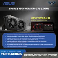 ASUS TUF GTX 1650 P GAMING OC 4GB DDR6 VGA CARD NVIDIA