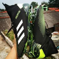 Compact sepatu bola adidas pria murah berkualitas - Hijau, 39