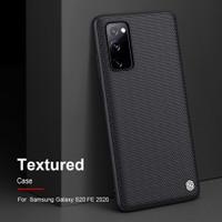 Nillkin Textured nylon fiber case for Samsung Galaxy S20 FE 2020