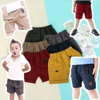 Celana Pendek anak Uno Cargo Short Pants 1-10TAHUN