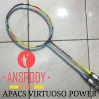 RAKET BADMINTON APACS VIRTUOSO POWER