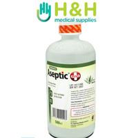 Aseptic Plus Refill 500 ml / Hand Sanitizer / Cairan Antiseptik