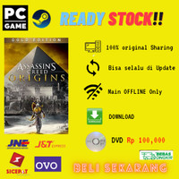 Assassins Creed Origins GOLD Edition ORIGINAL PC STEAM