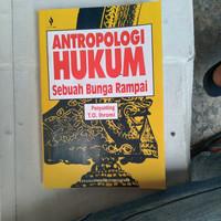 buku antropologi hukum sebuah bunga rampai