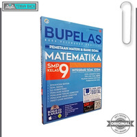 BUPELAS PEMETAAN MATERI & BANK SOAL MATEMATIKA SMP KELAS 9