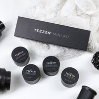 Tezzen Mini Kit Travel Size + Tezzen Styling Comb + Kupon Diskon
