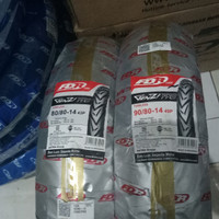 paket ban FDR Genzi Pro Tubeless matic ring 14 80/80 90/80
