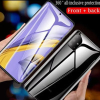 HYDROGEL XIAOMI POCO X3 NFC ANTI GORES HIDROGEL SCREEN PROTECTOR