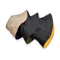 Topi Bucket Bulak Balik / Bahan Dobel Bisa Bolak-Balik