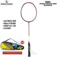 Full Set Raket Badminton Yonex Astrox 38D / Astrox 38 D 4U G5