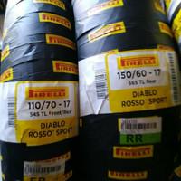 ban Pirelli Diablo Rosso Sport uk 110/70 ring 17 & 150/60 ring 17