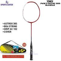 Full Set Raket Badminton Yonex Astrox 38S / Astrox 38 S 4U G5