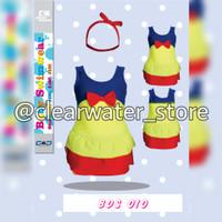 Baju Renang Bayi Perempuan Merk Clear Water BDS010 - 12 Bulan, Kuning