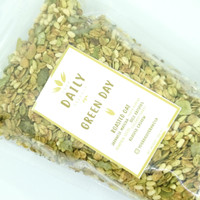 Granola Roasted 500 gr RASA MATCHA / GREEN TEA CRISPY - CEREAL OAT