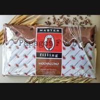 Selai Coklat Mochaccino Mochcino Filling Tulip repack 500 gr / gram