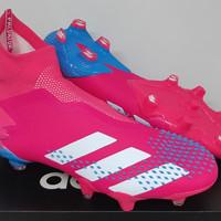 Sepatu Bola Adidas Predator Mutator 20+ Shock Pink Blue