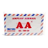 Amplop Airmail AA Avion Kecil Avian Ekonomis Murah