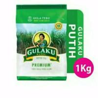 Gula Pasir Premium Merk Gulaku / Rose Brand 1kg