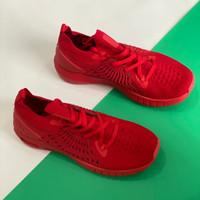 sepatu under armour full red