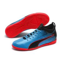 Sepatu Futsal PUMA BLUE evoKNIT FTB II IT - 104712 03