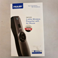 Prolink PWP 102G Wireless Presenter With Air Mouse Bekas Mulus